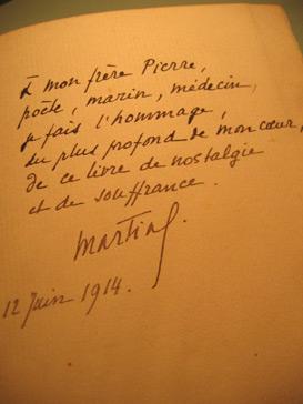 à Mon Frère Pierre Poète Marin Médecin Des Racines Et
